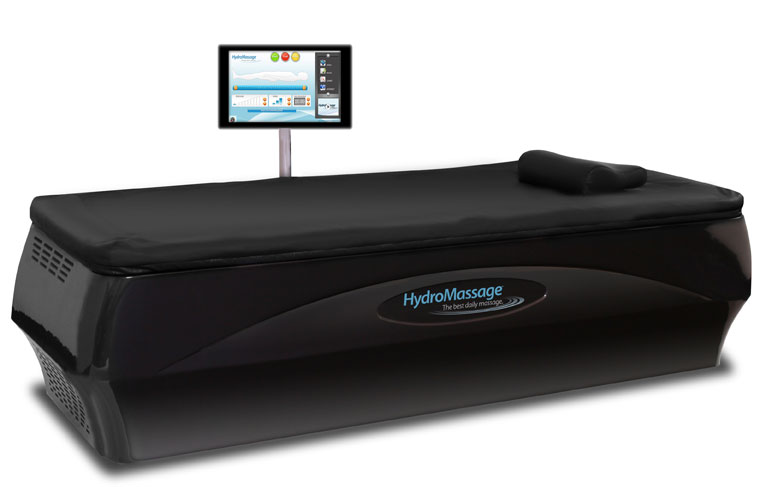 used hp350 hydromassage bed for sale